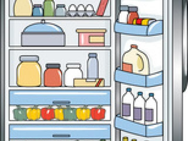 Fridge clipart cool. Free refrigerator download clip