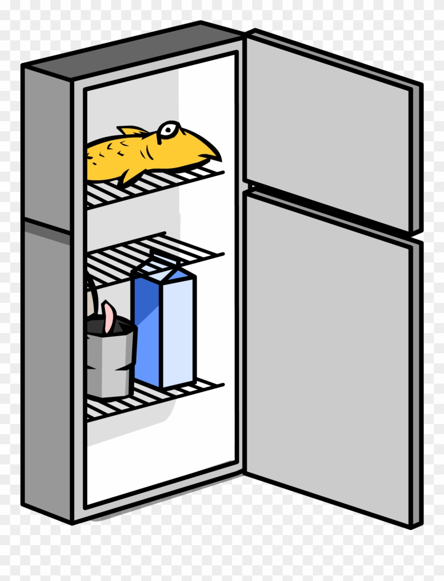 Png download pinclipart . Fridge clipart cool