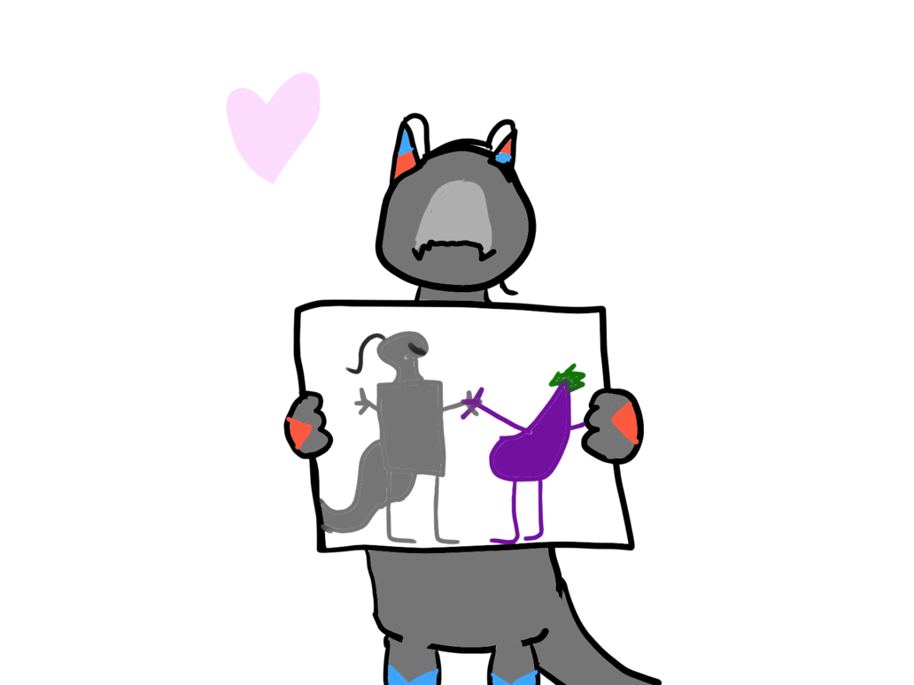 For the by popdude. Fridge clipart drawn