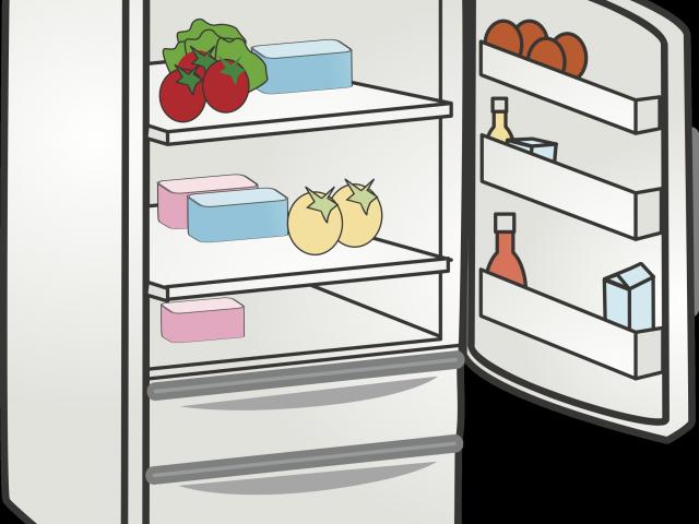 Free refrigerator download clip. Fridge clipart frige