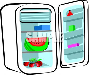 Fridge clipart frige. Free download best on