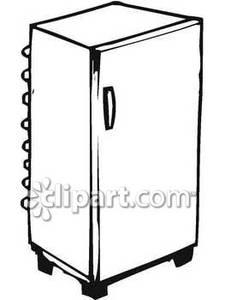 Fridge clipart frige. Refrigerator panda free images