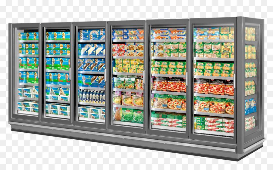 Cartoon png download free. Refrigerator clipart frozen food