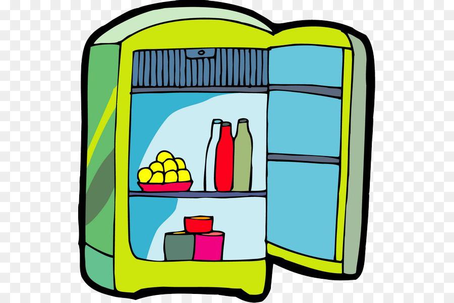 Fridge clipart frozen food. Cartoon png download free