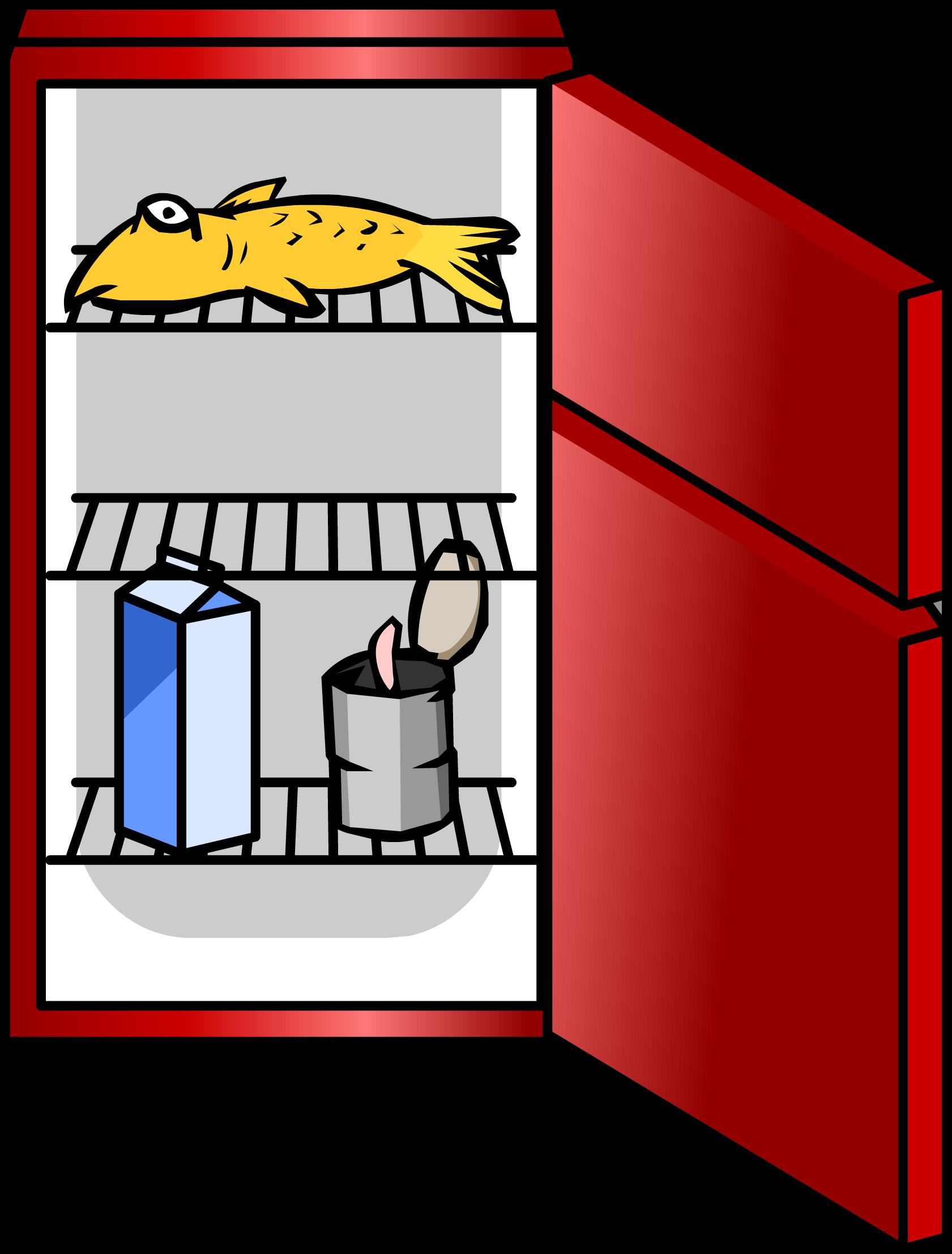 Fridge clipart game. Image shiny red sprite