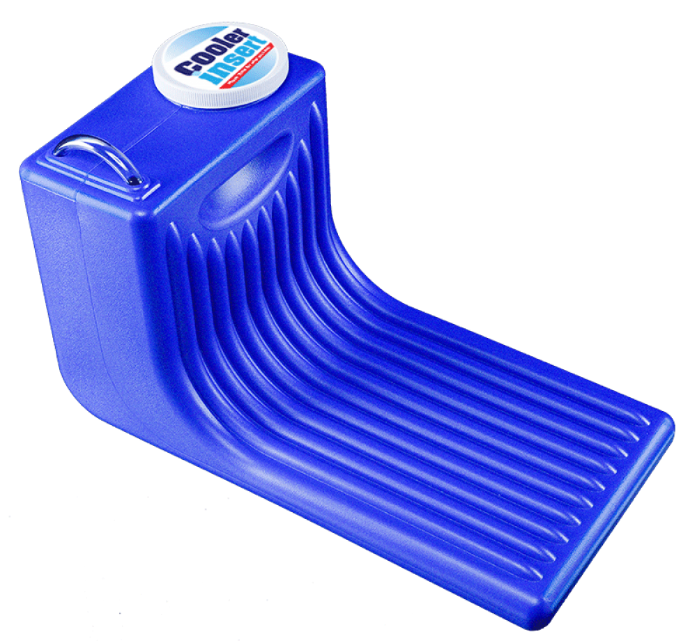 Refrigerator clipart ice box. Cooler insert best pack