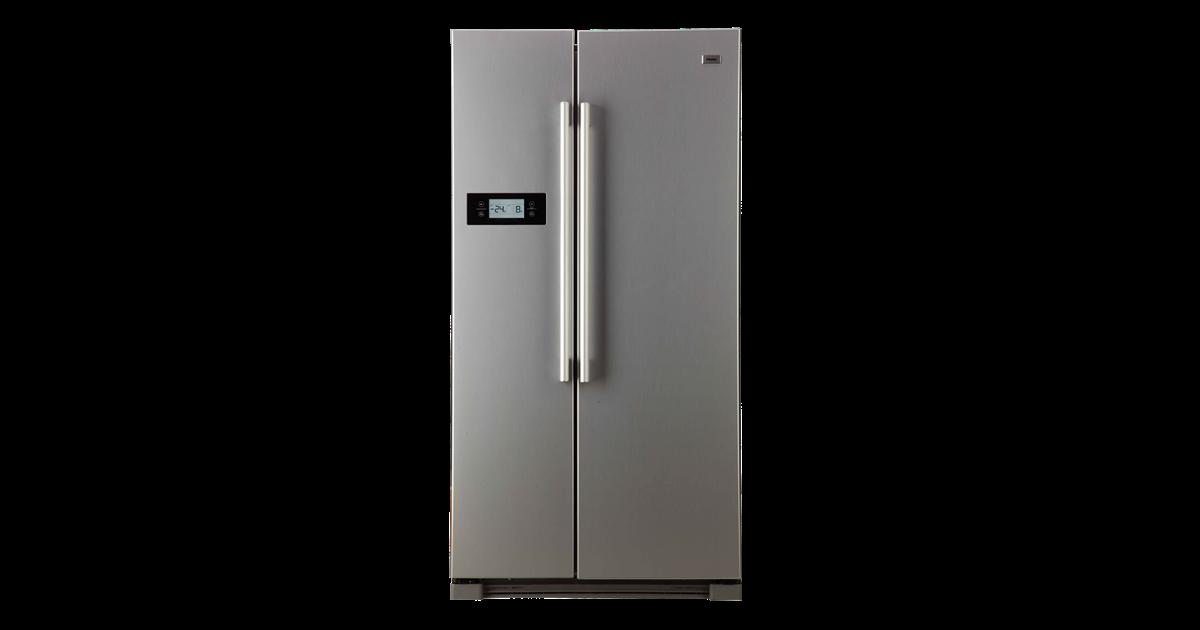 Fridge clipart old refrigerator. Buy haier hrf df