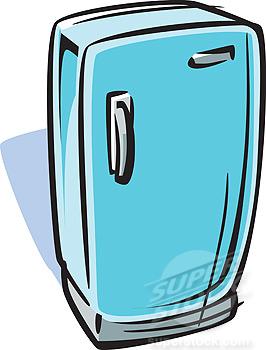Free download best . Fridge clipart old refrigerator