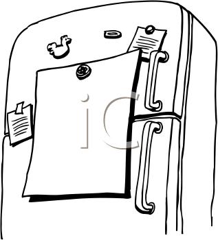 Refrigerators free download best. Fridge clipart printable