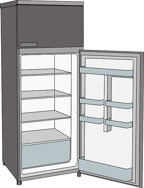 Fridge clipart refigerator. Appliance repair los angeles