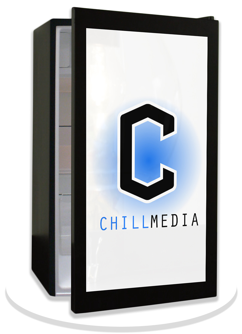 Fridge clipart smart fridge. Chill media innovations generate