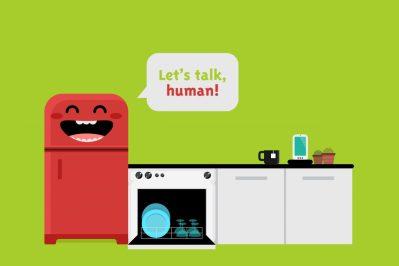 Fridge clipart smart fridge. Emotion ai why your