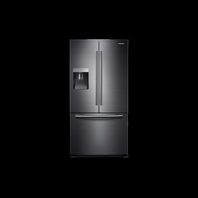 Fridge clipart smart fridge. Samsung litre french door