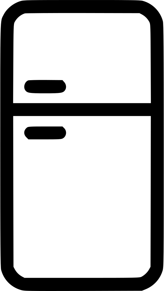 Fridge clipart svg. Png icon free download