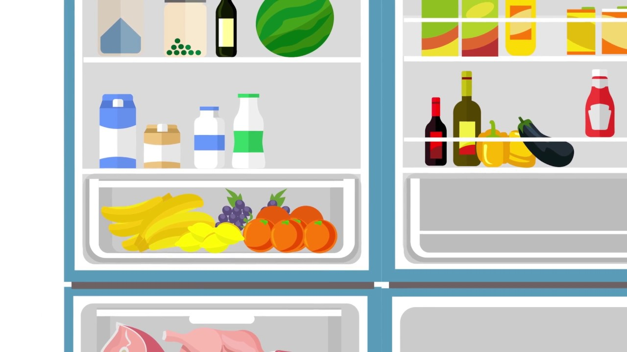 Fridge clipart things. How to use your