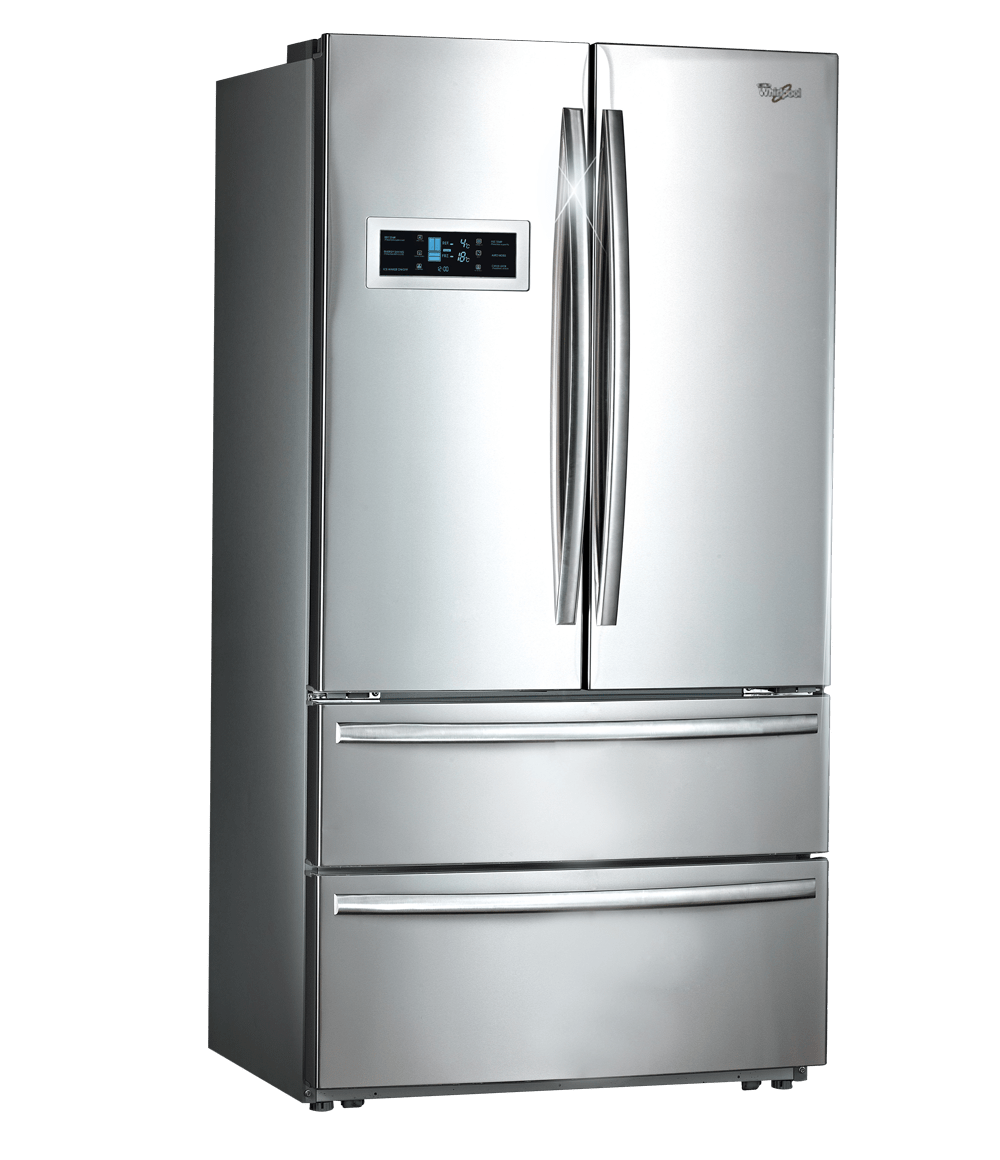 Refrigerator clipart refridgerator. American fridge transparent png
