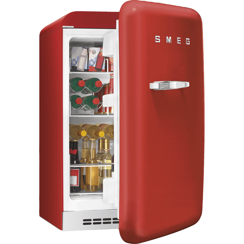 Refrigerator clipart refridgerator. Vintage transparent png stickpng