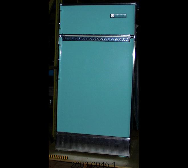 Fridge vintage refrigerator