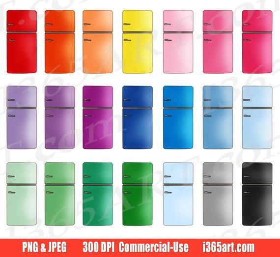 Fridge clipart vintage refrigerator.  off clip art