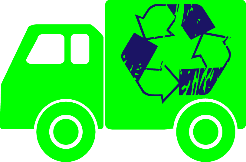 Junk removal cleanup services. Fridge clipart waste energy