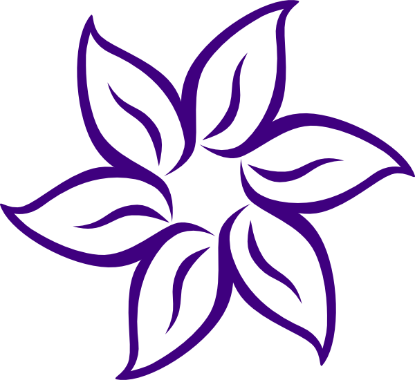 Lotus flower with additional. Positive clipart clip art