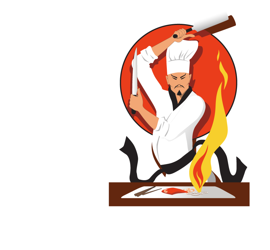 Kampaisushi hibach grill stonecrest. Grilling clipart yakitori