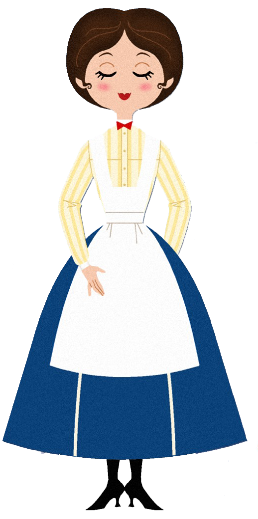 Mary poppins clip art. Friendship clipart back to back