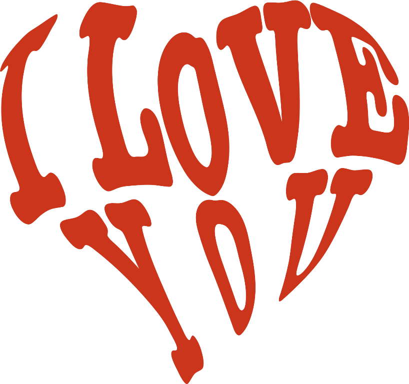 I page. Friends clipart love you