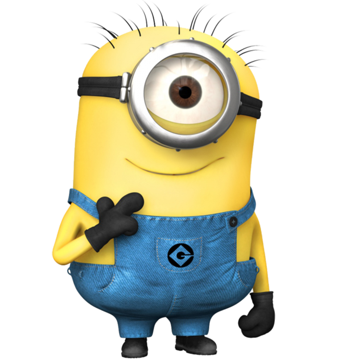 Png images free download. Minions clipart eye