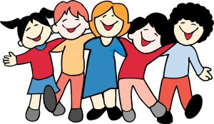 Friendship clipart school friend. Friends clip art east