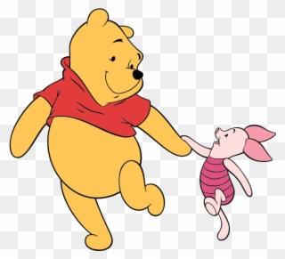 Friend winnie pooh png. Friends clipart walking
