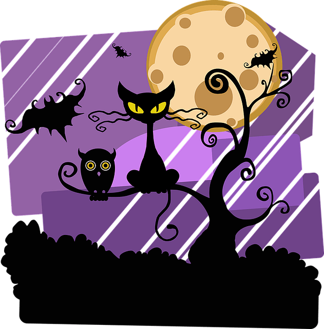 Friendly clipart black cat. Jokes for kids about