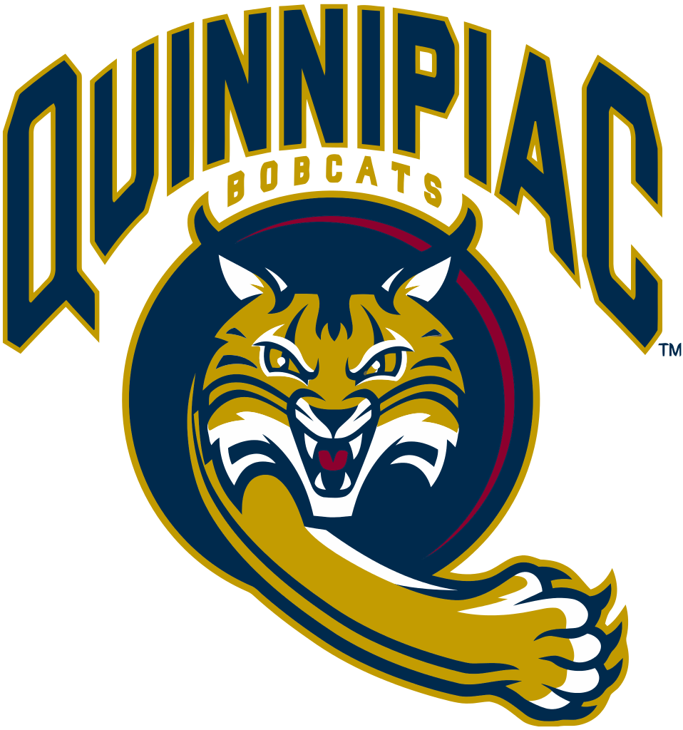 Words clipart hockey. Quinnipiac bobcats google search