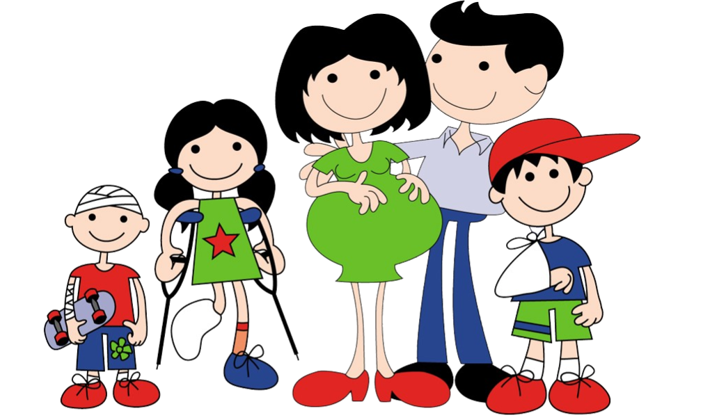 Friendly clipart group child. Children s health currimundi