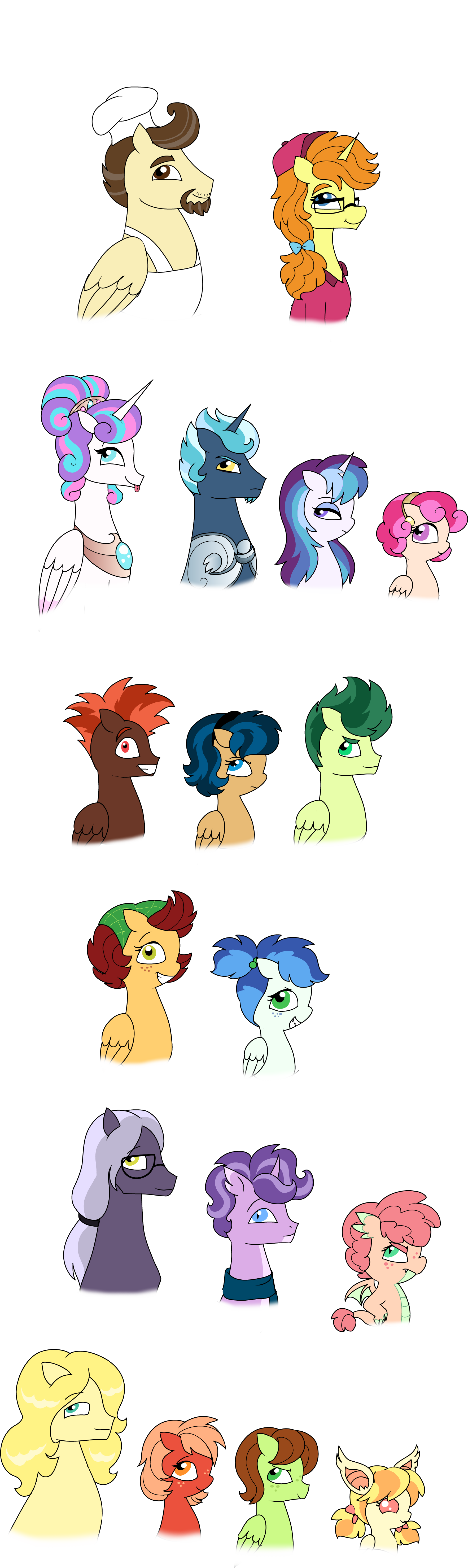 Mlp ng the siblings. Stress clipart plight