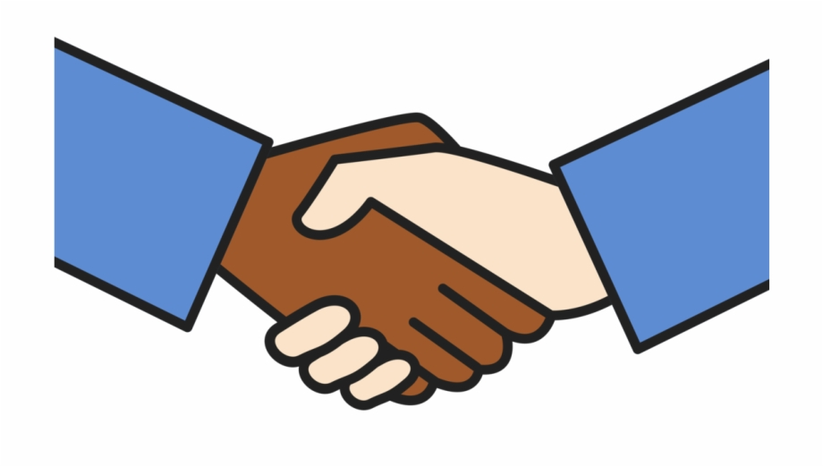 Handshake clipart credibility. Computer icons gesture download