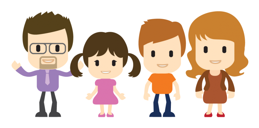 Young clipart relative. Off class esl content