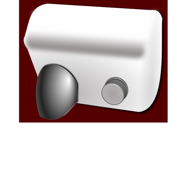 Dryer clip art at. Friendly clipart kind hand