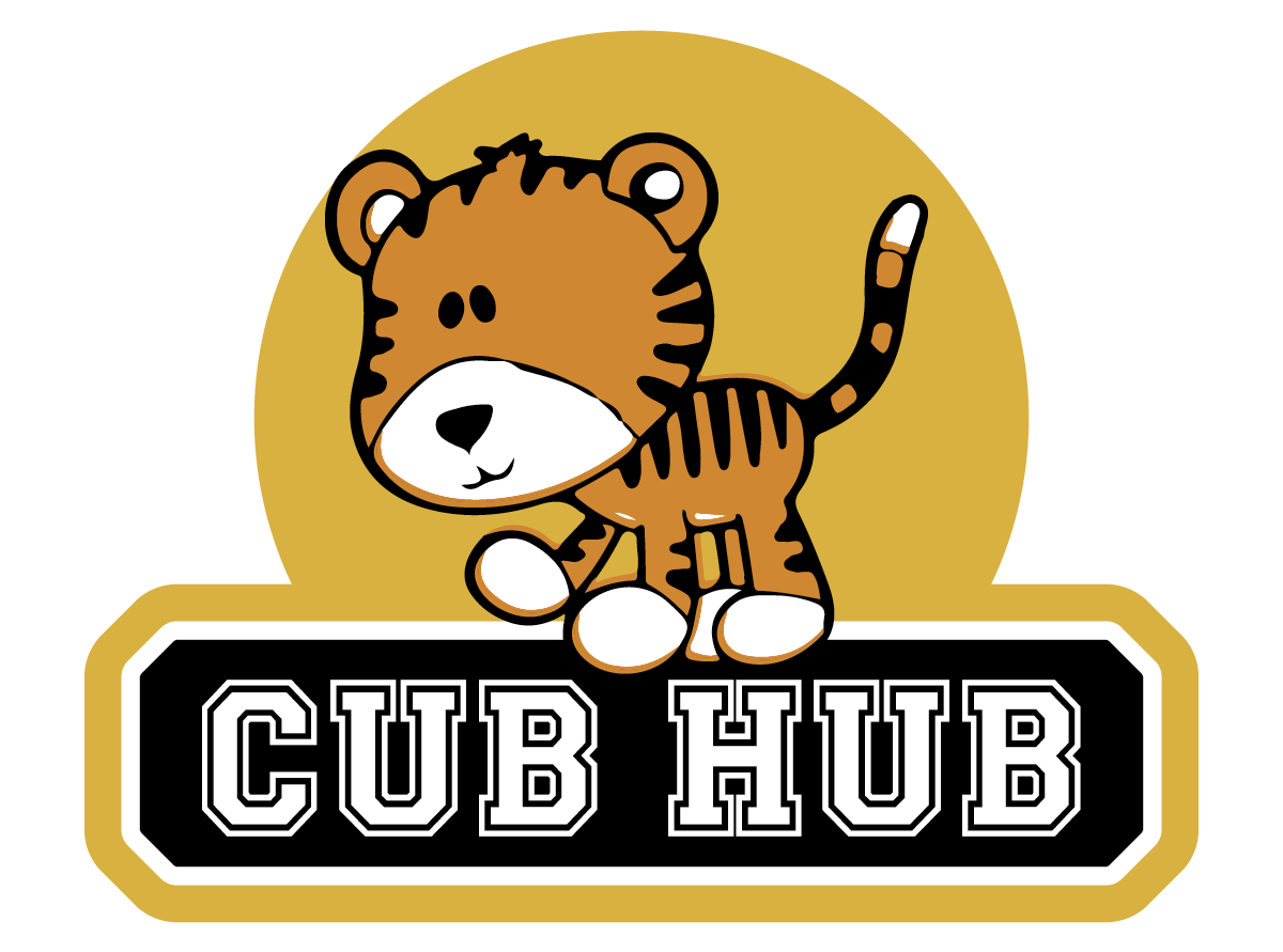 Worry clipart quiet student. Cub hub for parents