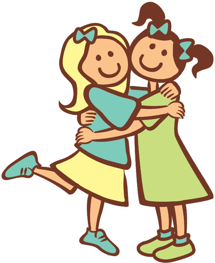 Friendship clipart hang with friends. Kids free download best
