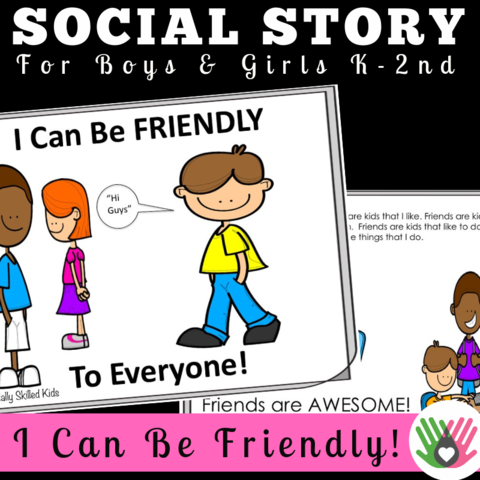 Friendly clipart social need. Story i can be