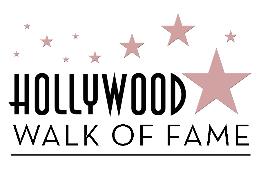 Friendly clipart walk. Hollywood of fame star