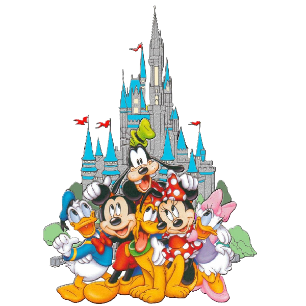 Clipart gallery cartoon disney. All characters free clip