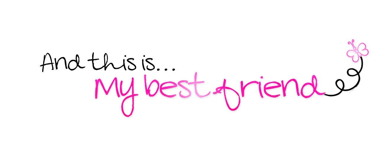 Best friend png hd. Words clipart bff