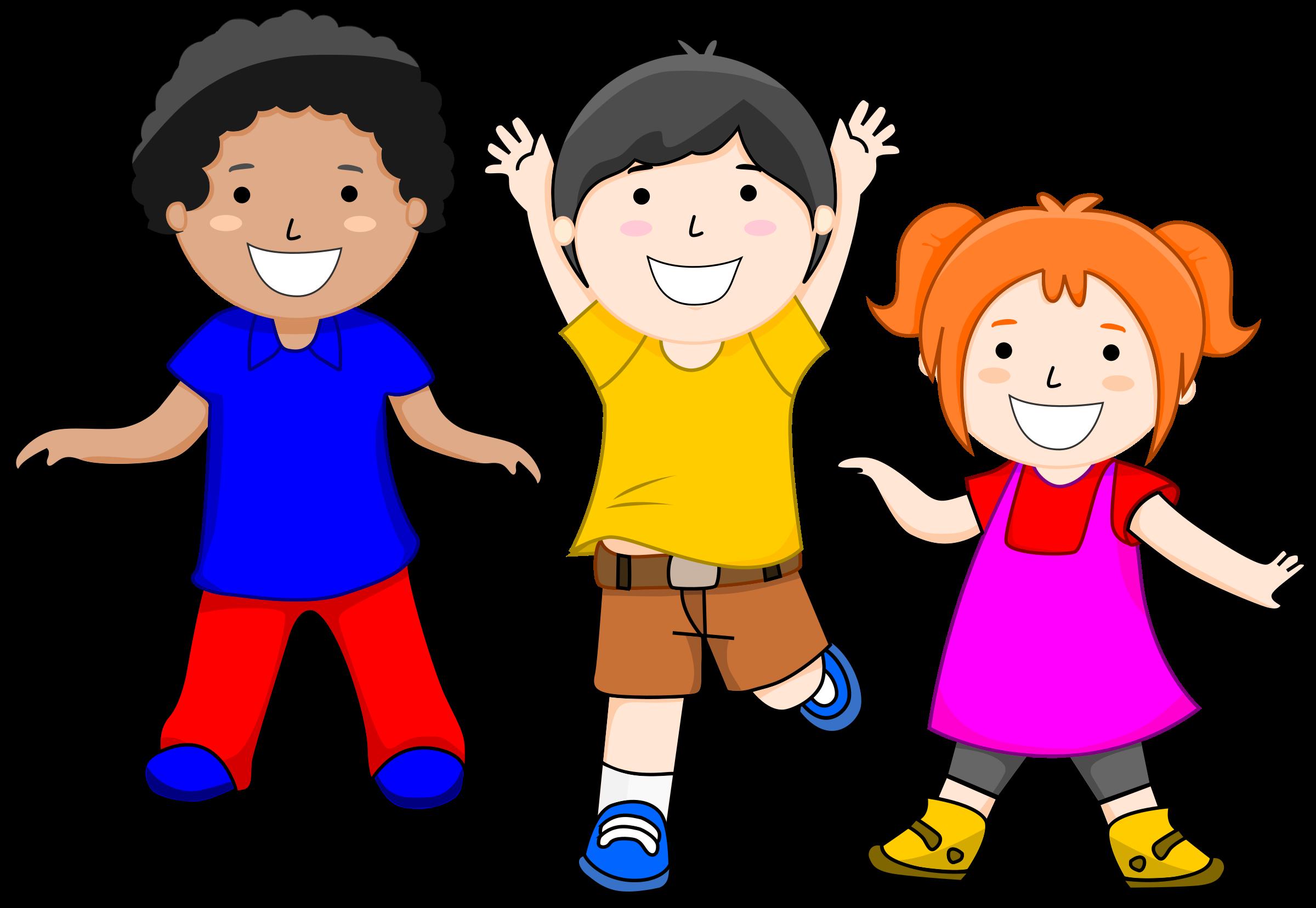 Friendship clipart multicultural. Child by arya wigunavadhana