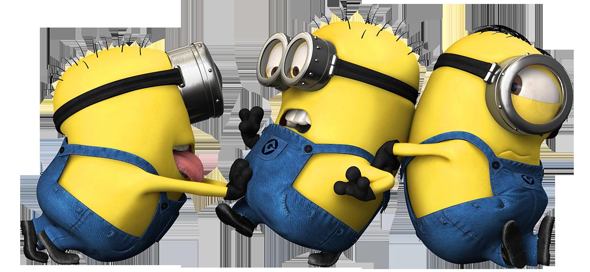 Minions banana png
