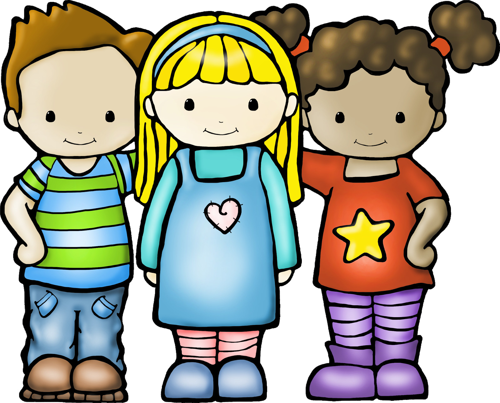 Free download clip art. Friendship clipart