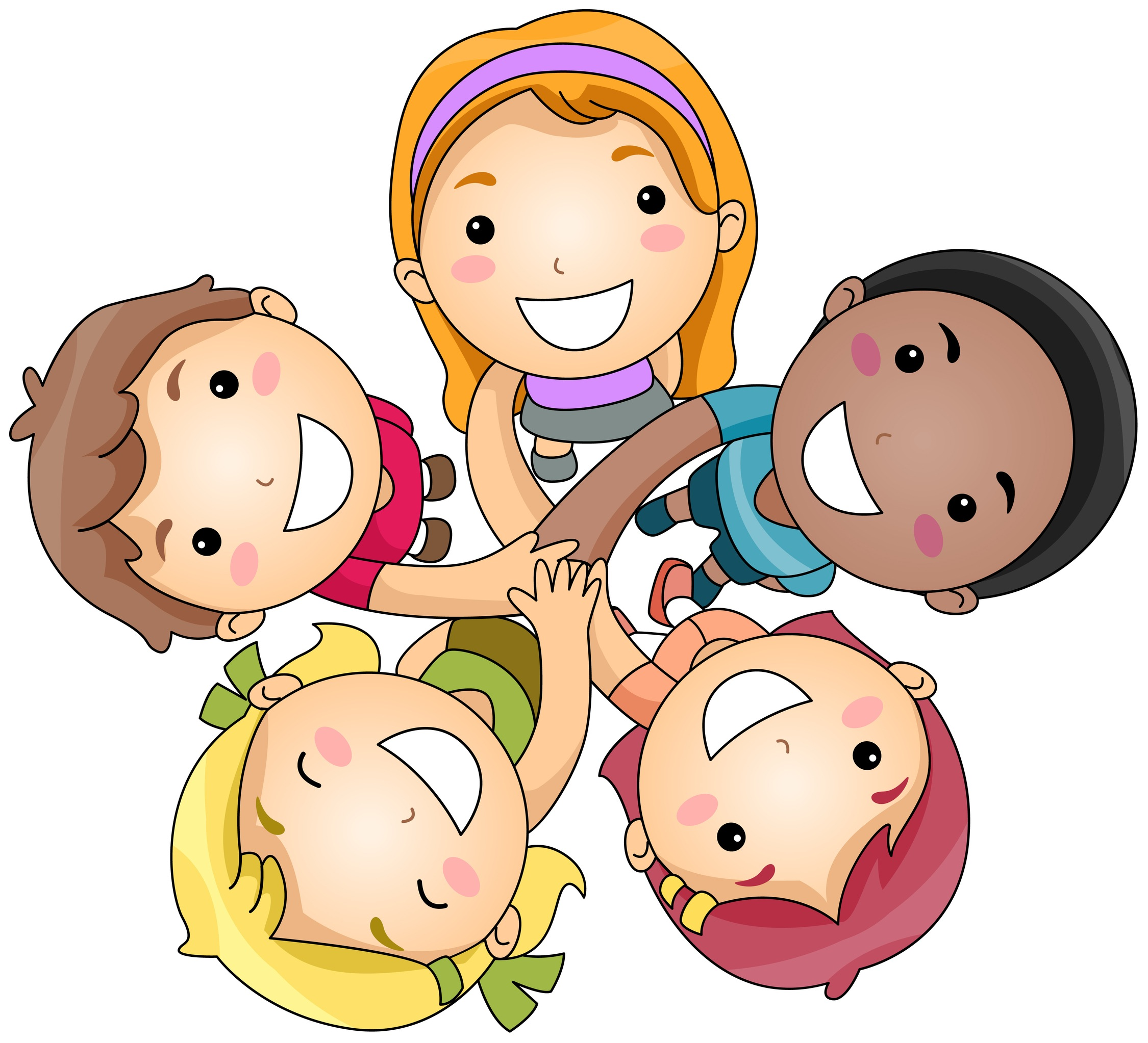 With friends portal . Friendship clipart bonding