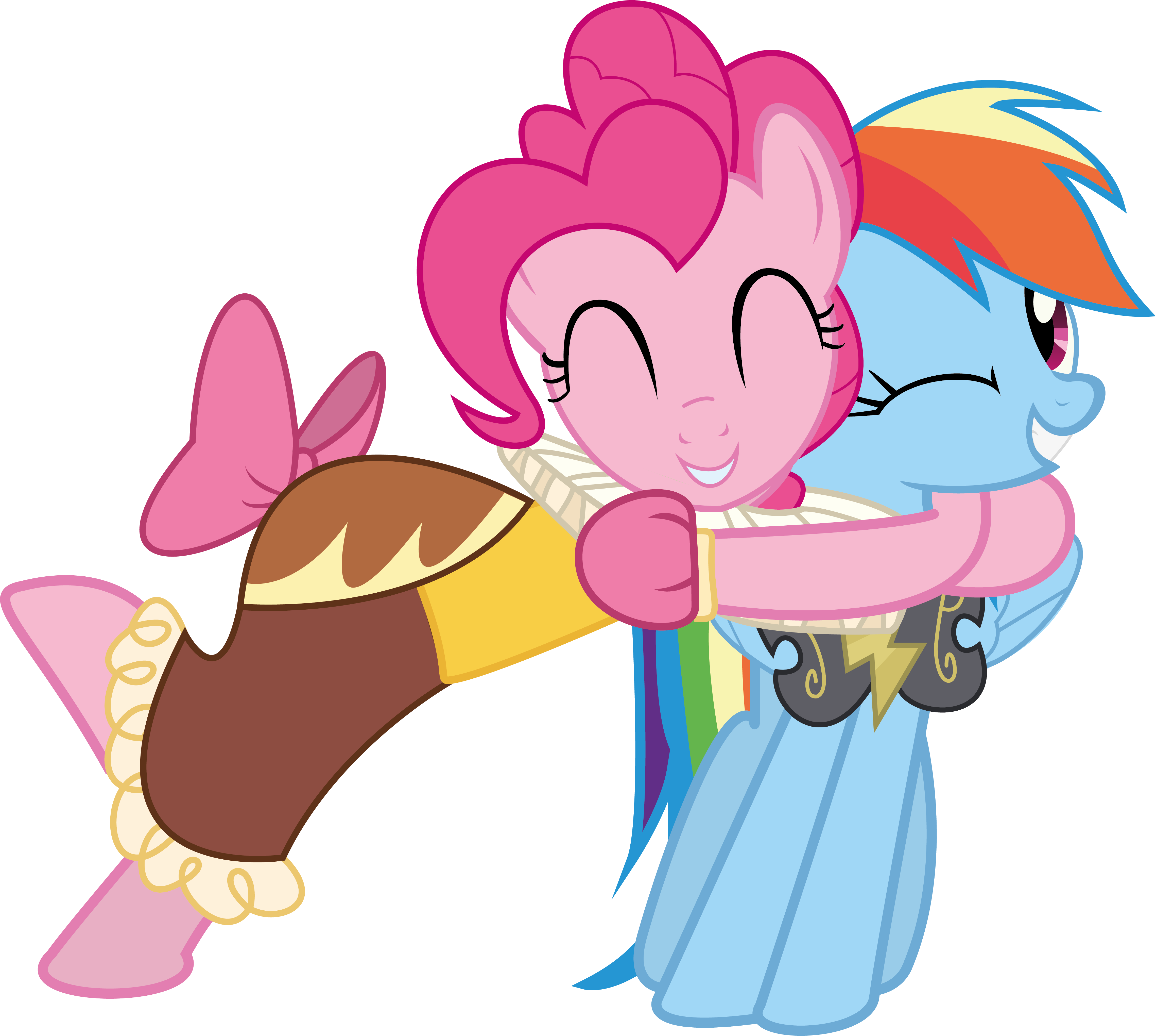 Friendship clipart buddy. Image my little pony