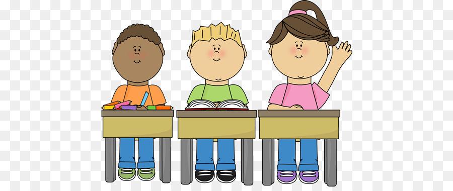 Cartoon student school . Friendship clipart classroom